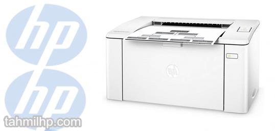 تعريف HP Laserjet Pro M102a