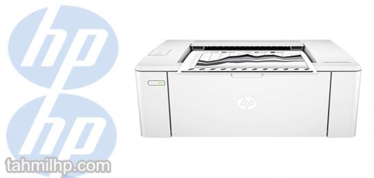 تعريف HP Laserjet Pro M102w