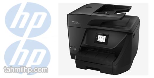 تعريف HP OfficeJet 6950