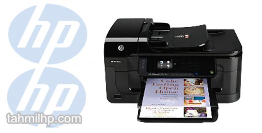 تعريف HP Officejet 6500A Plus