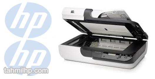 تعريف HP Scanjet N6310